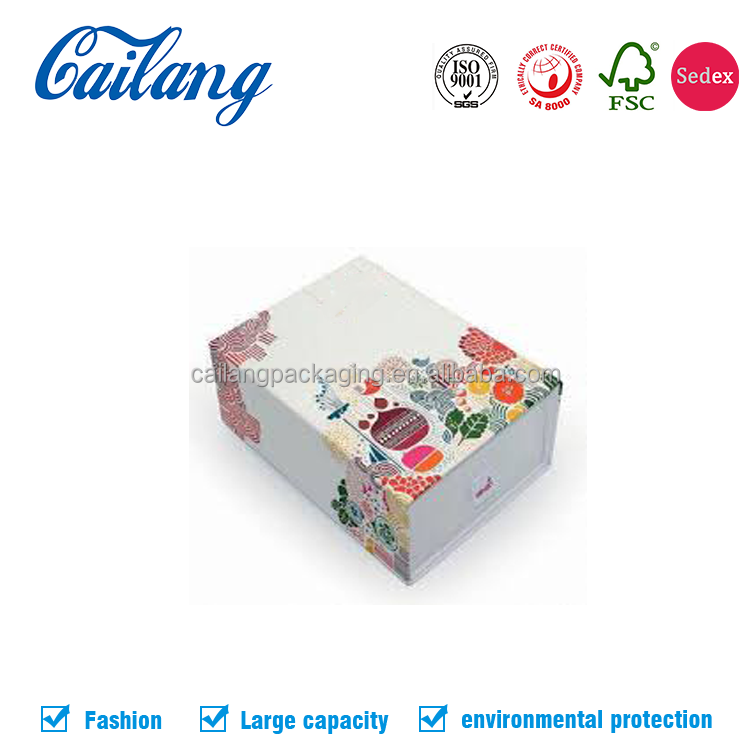 Hot Christmas Gift Boxes Customized Packaging Fake Book Design Paper Cardboard Material Packet Box