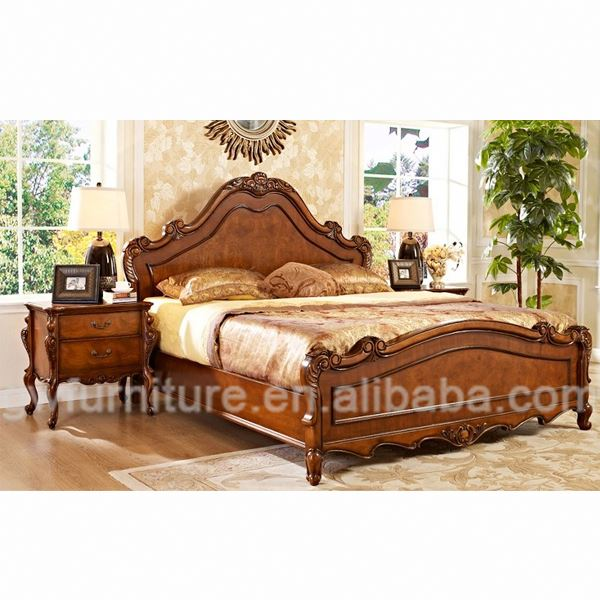 List Manufacturers of Indian Wood Double Bed Designs, Buy Indian ...