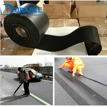 Self adhesive Asphalt driveway road joint sealing solution Crack Repair pavement Tape