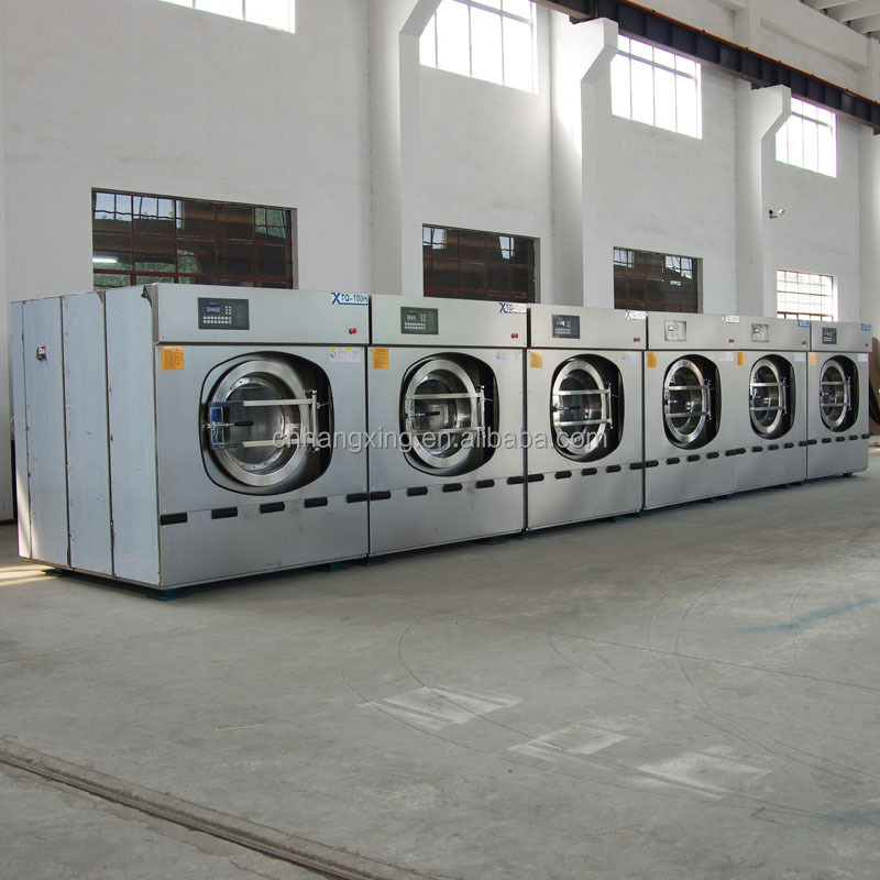 Hotel and hospital washing machine/laundryequipment
