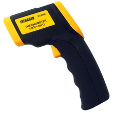 Best Price Gun Type Digital Non contact Laser Infrared IR Thermometer with LCD Screen