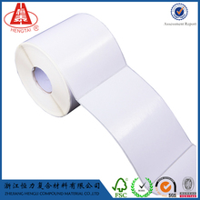 International Trade Logistics Center Waterproof PP synthetic Thermal Paper