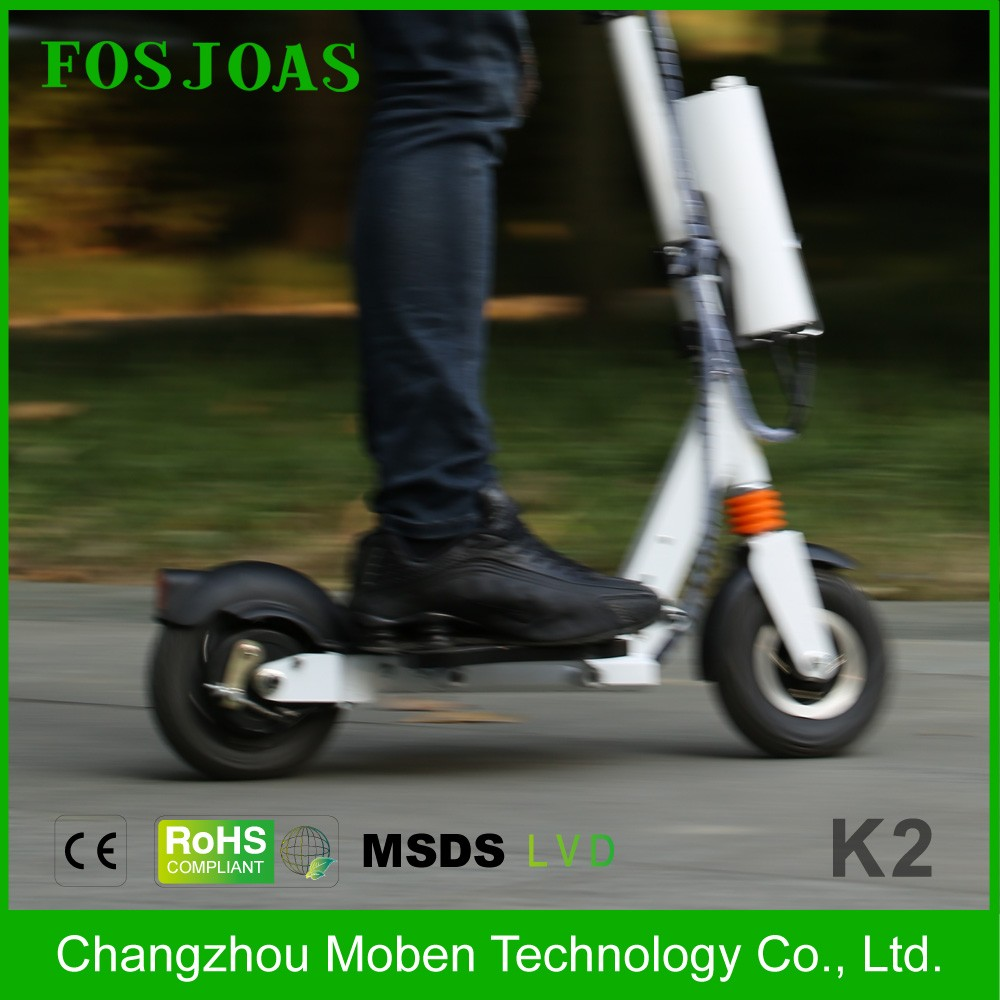 Popular Airwheel Z3 aluminum frame 350Watt 15KM two wheels kick scooter folding mobility for sale