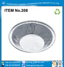 foil container aluminium egg tart shell bakery container
