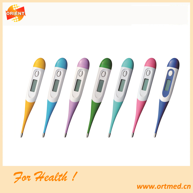 Baby digital thermometer factory price basal household and hospital use digital thermometer