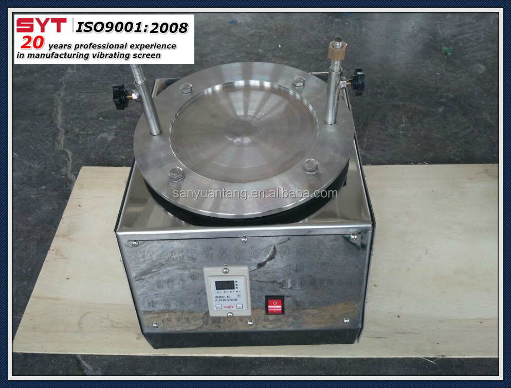 China hot selling Milk powder test vibration sieve