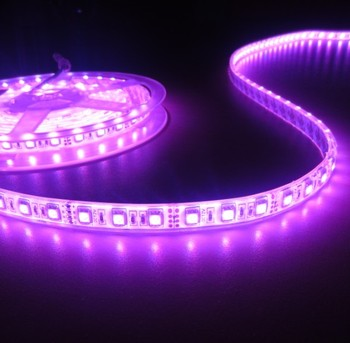 RGB color led strip lights flexible SMD 5050 led light strip with good price
