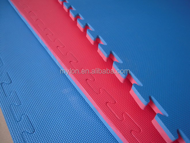 High Density Interlocking EVA Foam Non-Slip GYM Rubber Floor Mat For Kids