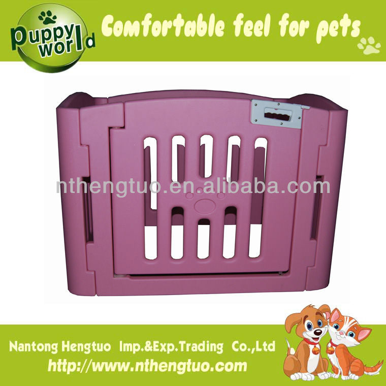 simple folding pet fence with high quality
