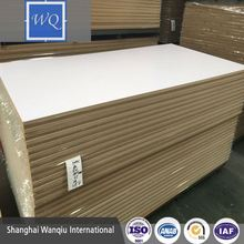 Glossy UV MDF laminated board/1220*2800mm size