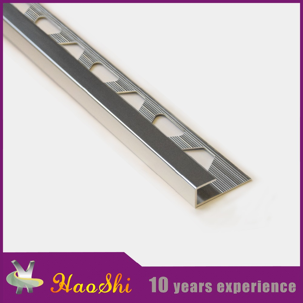 China profitable business laminated decorative furniture metal trim