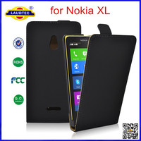 Magnetic PU Leather Flip Case Cover for Nokia XL