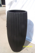 home decoration new style round plant pot for garden use 2014 new products home