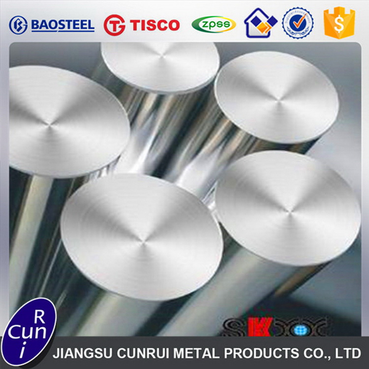 Good quality AISI ASTM DIN standard 310S 316Ti stainless steel bar in China
