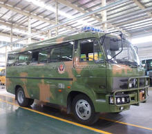 Dongfeng Mini 4WD Cross Country 4x4 off road bus