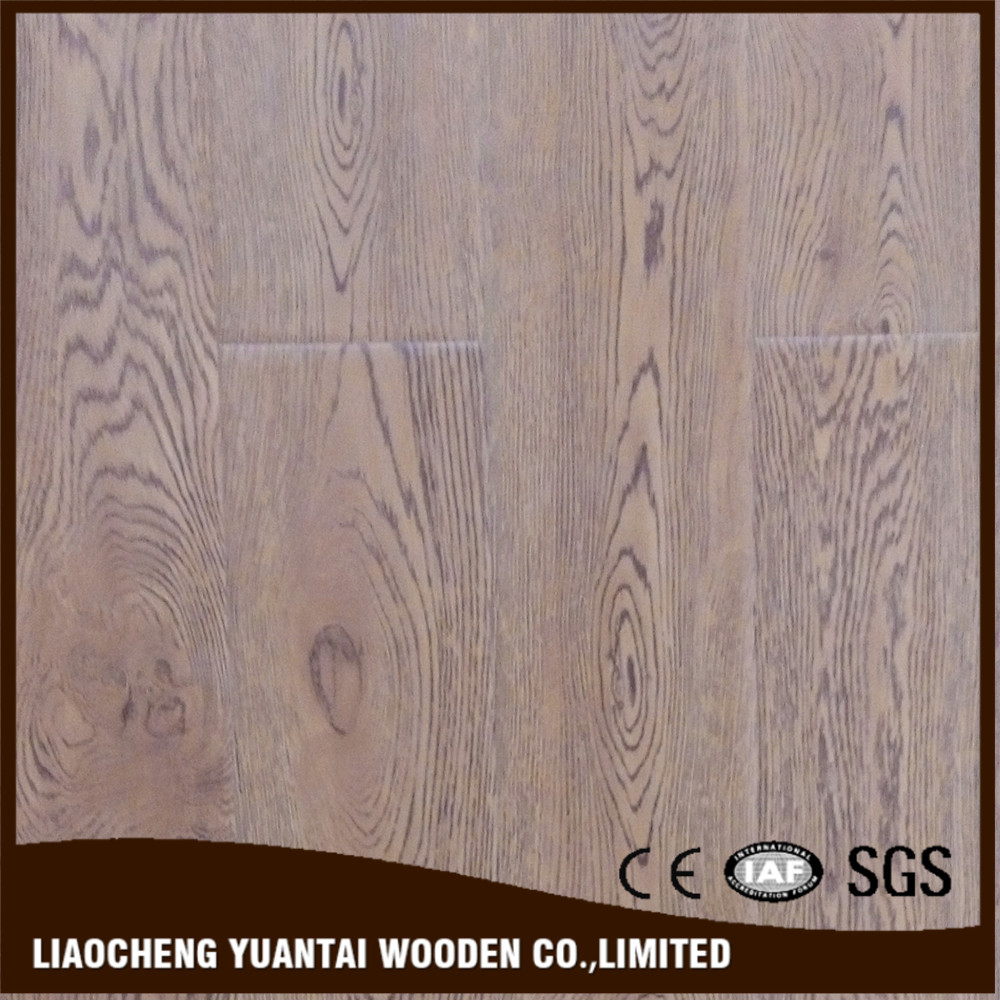 walnut oak teak 8.3mm laminated floor wax for waterproof