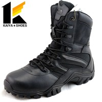 China supplier army military boots tactical boots