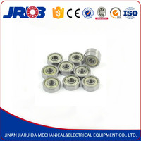 Miniature spinner ball bearing 625 for production machine