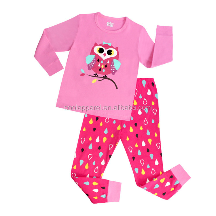 low moq wholesale breathable knitted personalized pajamas