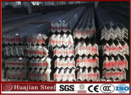 Hot sale !!! hot rolled equal and unequal MS angle iron price