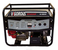 6500W Gas Generator with best Factory price For Home Back Up with ATS