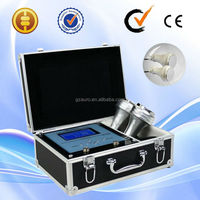 Au-48A Boxy cavitation ultrasound body fat burning equipment / fat melting machine