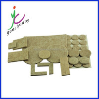 Best selling products furniture accessory bulk felt pads