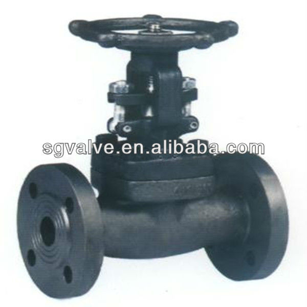 API High Pressure Forged Steel Gate Valve