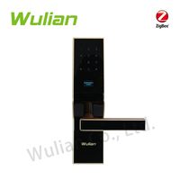 Smart Intelligent Fingerprint Password Door Lock