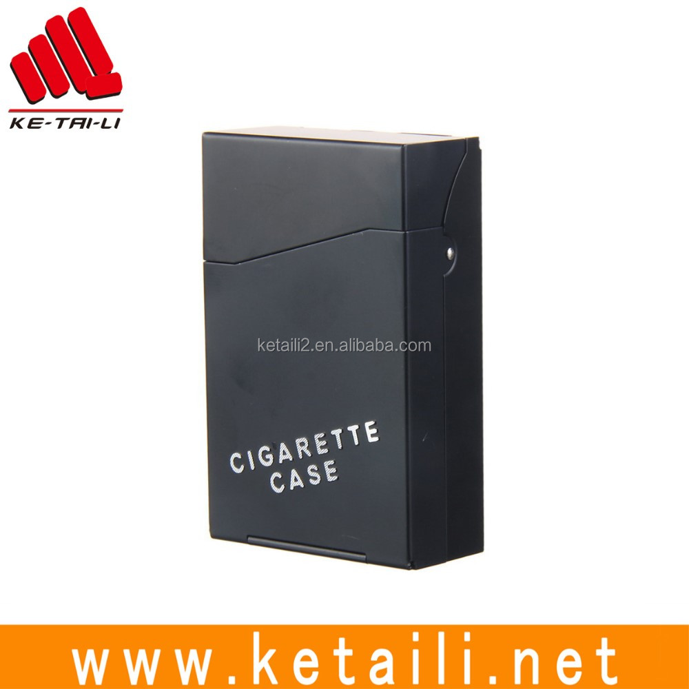 Wholesale cute custom 20 packs silicone cigarette case