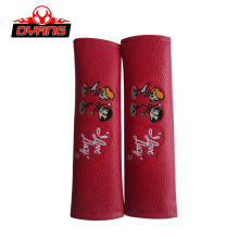 Migliore vendita Cina ha fatto Eco-Friendly car seat cover belt spallina