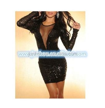 Sizzling Sequin Party Dress