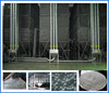 Hot sale eps silo for polystyrene balls material storage