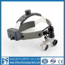 HL series cordless portable led headlight dental surgical loupes