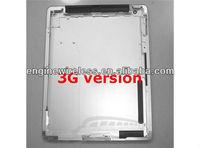 cellular phone parts for ipad 2 back cover housing 3G version
