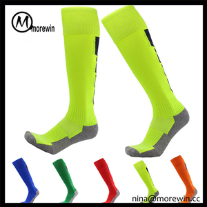 Morewin Brand China Custom Sock Manufacturer Stocking Running Sports Knee High Sock Compression