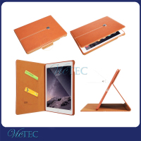 XUNDD Noble Series quality fashion lichee patterns leather case for ipad air