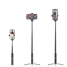 Extendable Selfie Stick Tripod with Wireless Remote for iPhone X/ 8/8 Plus/7/7 Plus/ 6 Plus and android