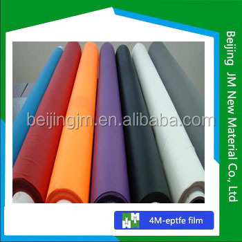 functional ptfe textile cloth