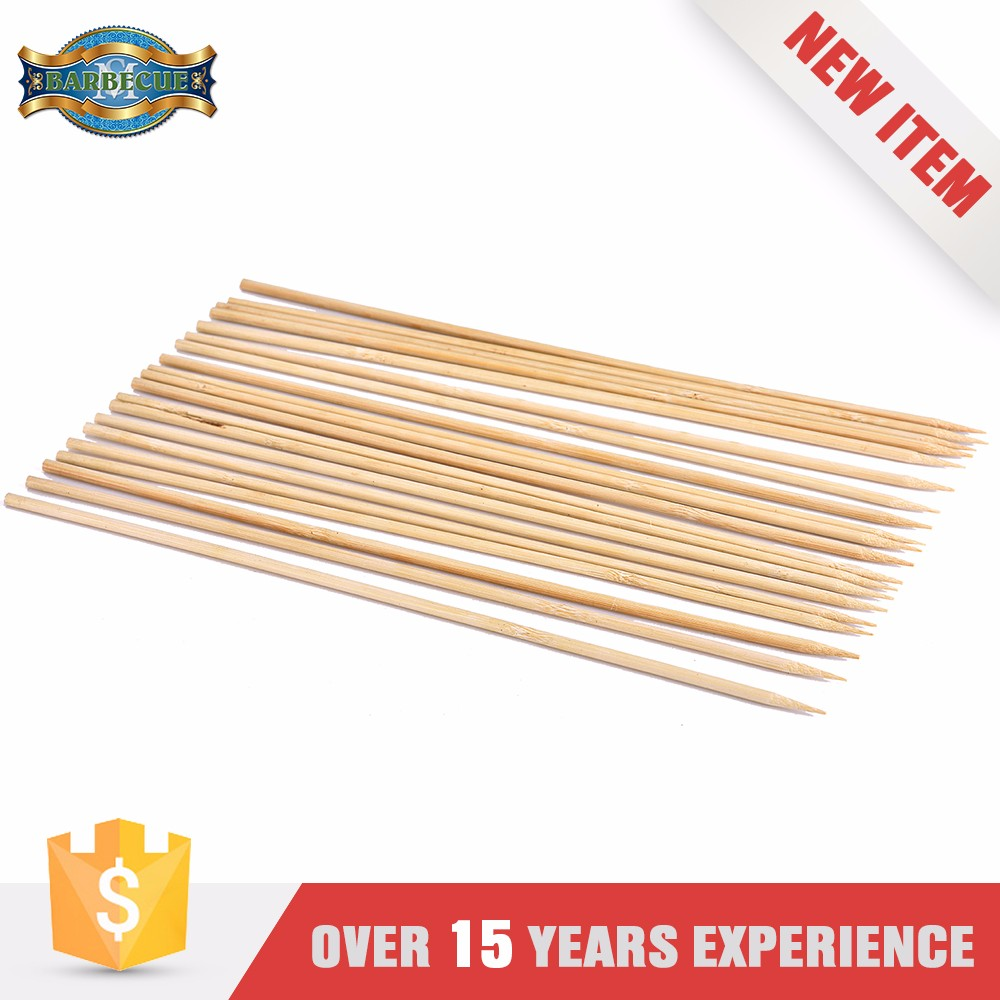 Hot Product Bamboo Bbq Skewer Marshmallow Roasting Sticks Set