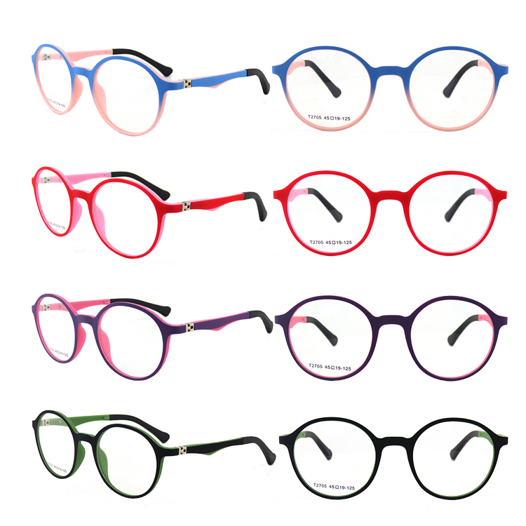 Classic Retro Fashion Style ClTR SOFT optical frames glasses eye glass Cute Kids Eyeglasses new products 2018 innovative product
