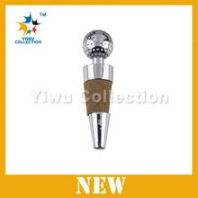 wine stopper with round top,garage car stopper,pinapple stopper