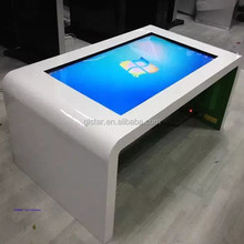 32 inch android touch screen pc tablet kiosk stand 3g wifi led display