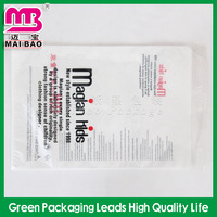 Tamper proof quality ldpe co-extruded material envelope security bags for sale
