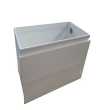 IP55 Protection Level and Distribution Box Type Metal Aluminum battery cabinet