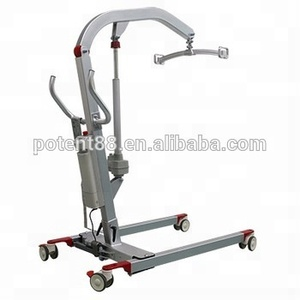 Reclining patient transfer lift auto patient lifter stand up patient lift manufacturer for Knee Injury