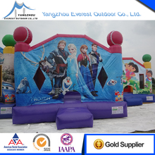 Quality Assurance 5mx4.7mx3.9m commercial inflatable bouncer
