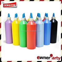 High Quality Customized Non-toxic Art Oil Paint, Watercolor Paint, Acrylic Paint