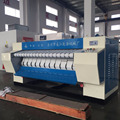 TONG YANG 1.8 m flatwork ioner / commercial ironing machine (sheets front-in-front-out)