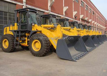 Best quality Wheel Loader ZL50F for sale with bucket and parts